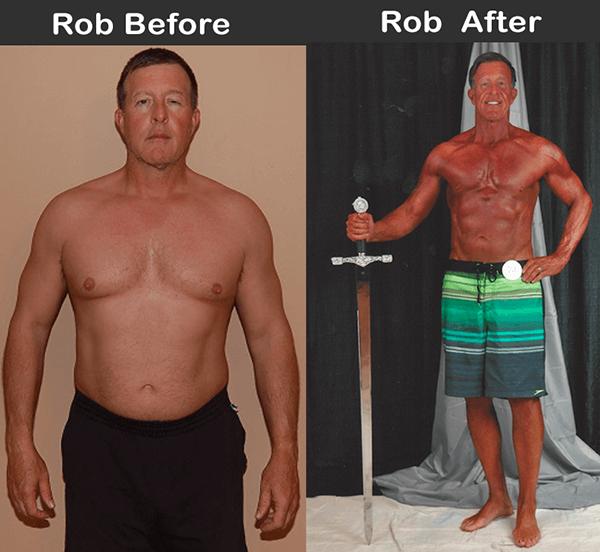Rob Miller Steve Weingarten Louisville Personal Trainer