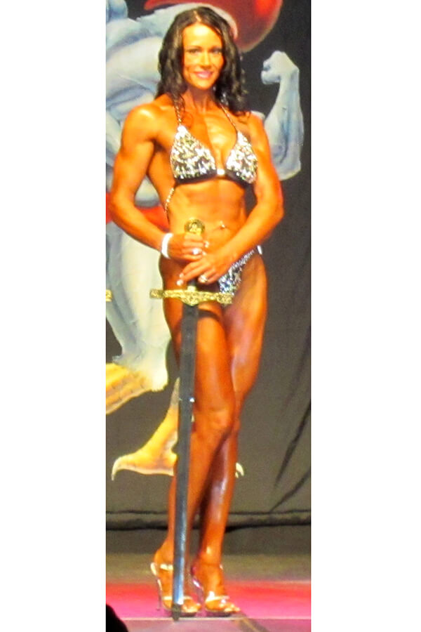Michelle Kepley KyFitness Coach Competition Coach
