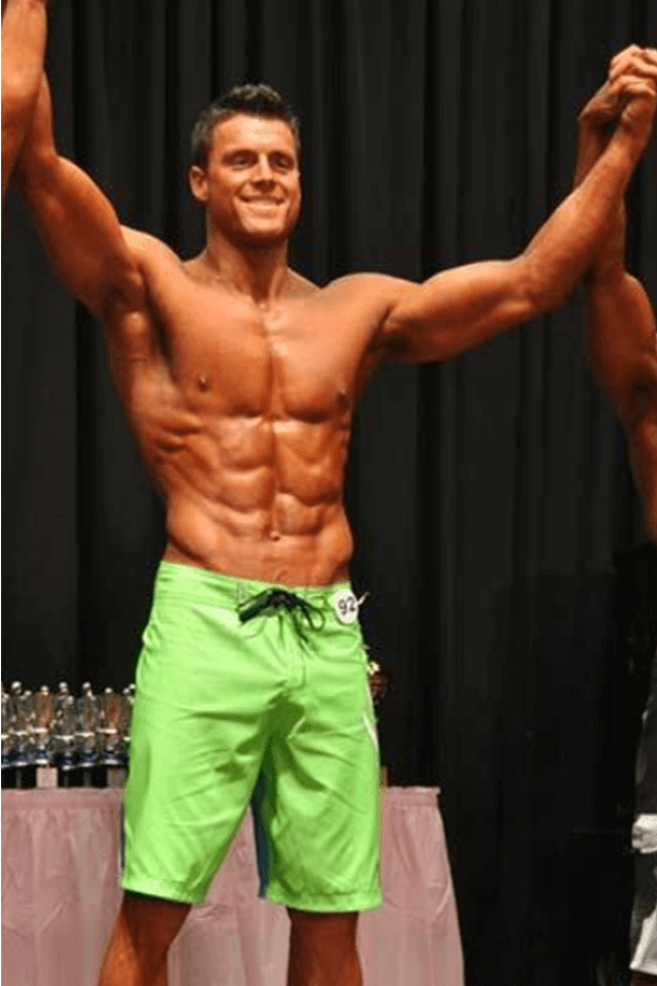 Patrick Mahoney KyFitness Coach Competition Coach