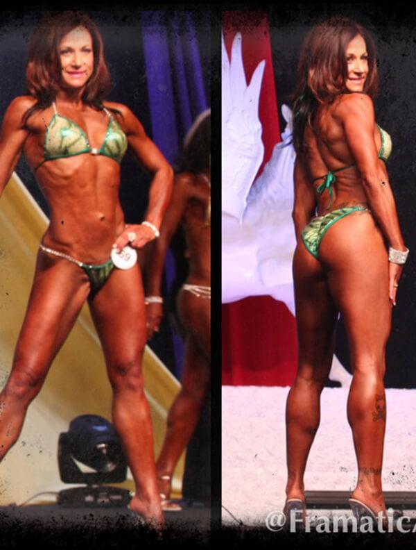 Jenny Wax Steve Weingarten Louisville Personal Trainer
