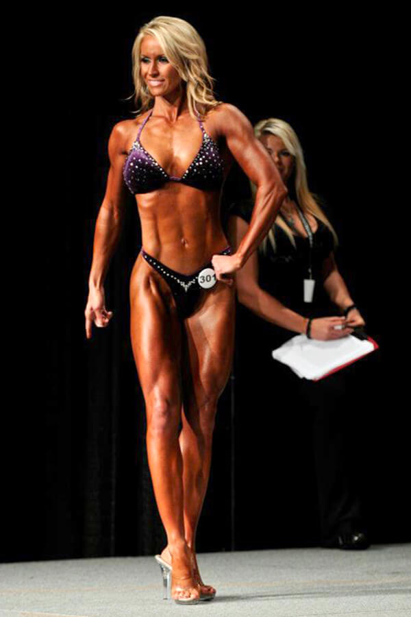 Autumn Cleveland KyFitness Coach Competition Coach